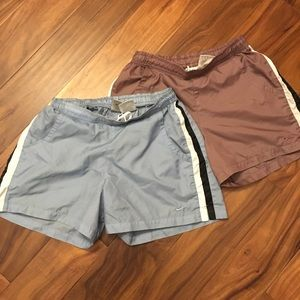 Nike athletic shorts with pockets!